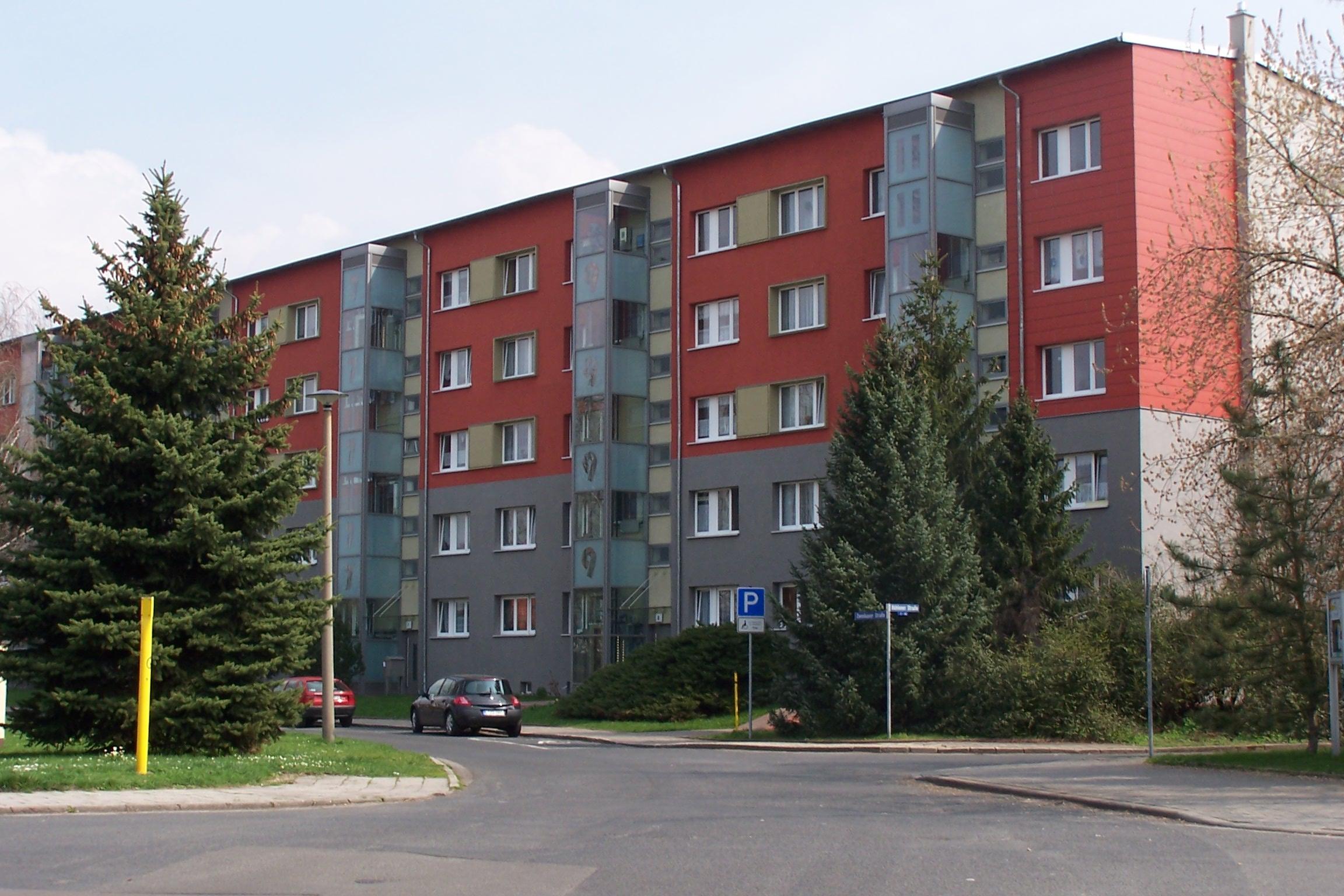 Zwenkauer Straße 1 - 11